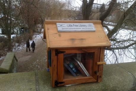 De kleinste bibliotheek van Hamburg, Altersdorf