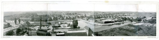 panorama haven Heemstede 1951