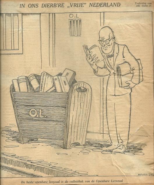 Albert Han, in: de Notenkraker van 21 maart1931