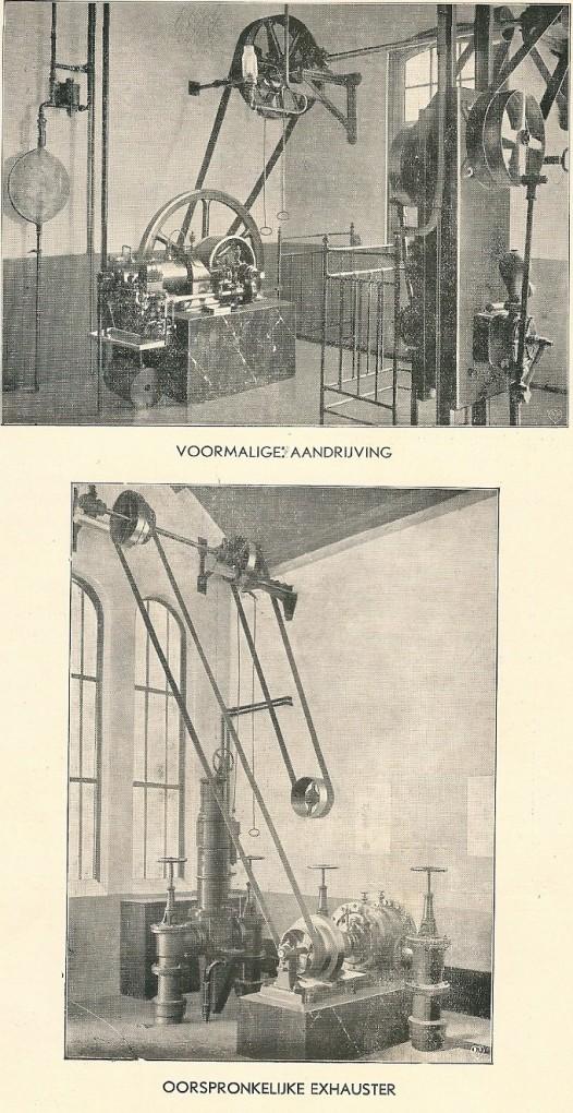 Illustratie uit: Gedenkschrift Gasfabriek Heemstede 1909-1934