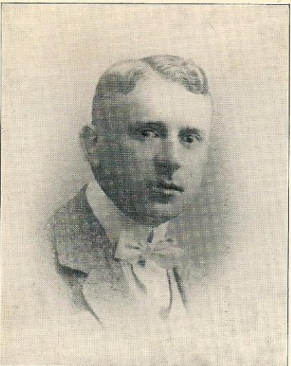 Ir.G.F.Houben. direxcteur van het gemeentelijk gasbedrijf Heemstede van de oprichting in 1909 tot 15 november 1916.