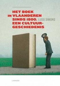 Vooromslag van boek Ludo Simons