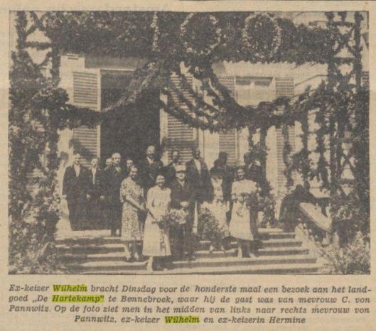 Uit: De Tijd van 8 juni 1939