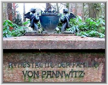 Bovendeel graf Von Pannwitz-Roth in Berlijn