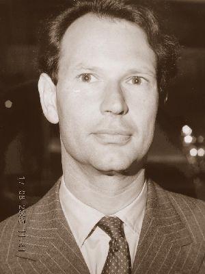 John Pelham, 9e graaf van Chichester, zoon van Ursula Chichester-von Pannwitz