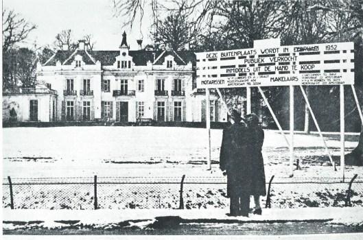 In 1952 stond de Hartekamp te koop en het jaar daarop zijn de Broeders Peniten uit Boekel een inrichting voor zwakzinnige jongens begonnen. Aanvankelijk in het hoofdpand, waarna door de Daniël de Brouwerstichting diverse paviljoebs op het Hartekmap-terrein zijn gebouwd voor de pupillen. In 1978 zijn verder o.a. een zwembad en sportzaal tot stand gekomen.