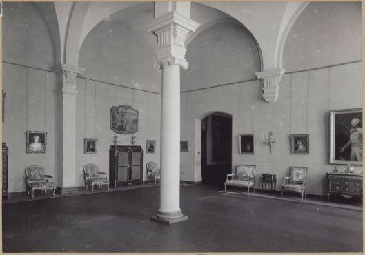Tentoonstelling collectie mw. Cat. von Pannwitz van de Hartekamp in het Rijksmuseum, 1947