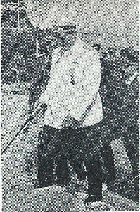 Goering bracht in juni 1940 een bezoek aan de de in beslag genomen Follerfabrieken. Bij die gelegenheid bezocht hij ook mevrouw Pannwitz op de Hartekamp.