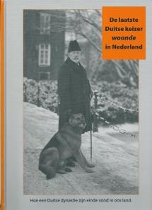 Vooromslag van boek P.J.Bussen over de laatste Duitse keizer Wilhelm II