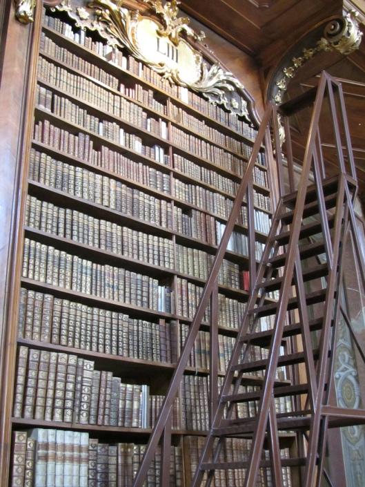 Boekenkast nummer 53 in de pronkzaal