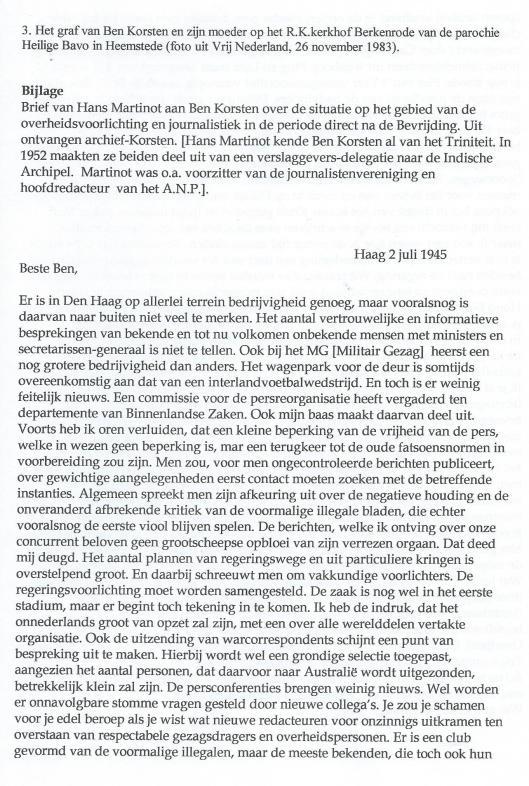 Vervolg Ben Korsten (6)