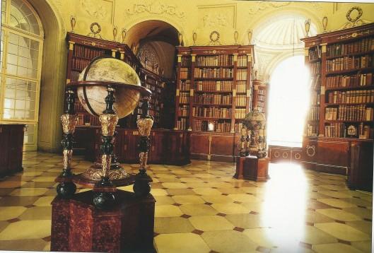 Kloosterbibliotheek Klosterneuburg, Austria
