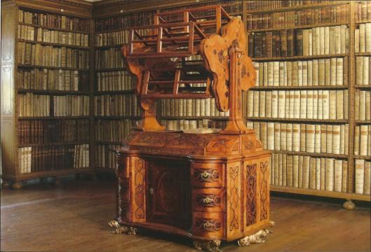 Kloosterbibliotheek Lambach, Austia
