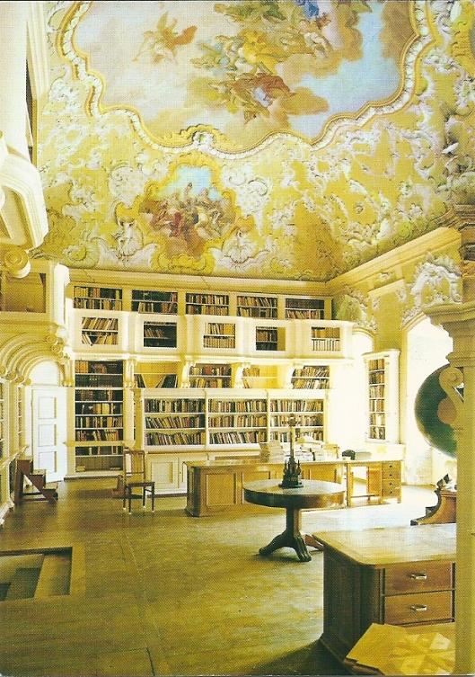 Stift Engelszell, Bibliothek