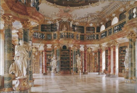 Kloosterbibliotheek Ulm-Wiblingen