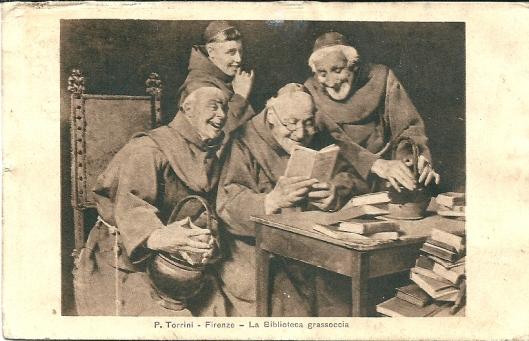 P.Torrini, Florence, 'la Biblioteca grassoccia'