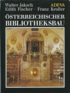 Vooromslag boek met afbeelding van Stiftsbibliotheek Vorau