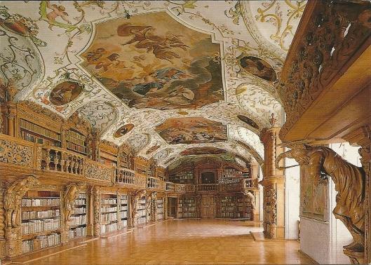 Kloosterbibliotheek Waldsassen