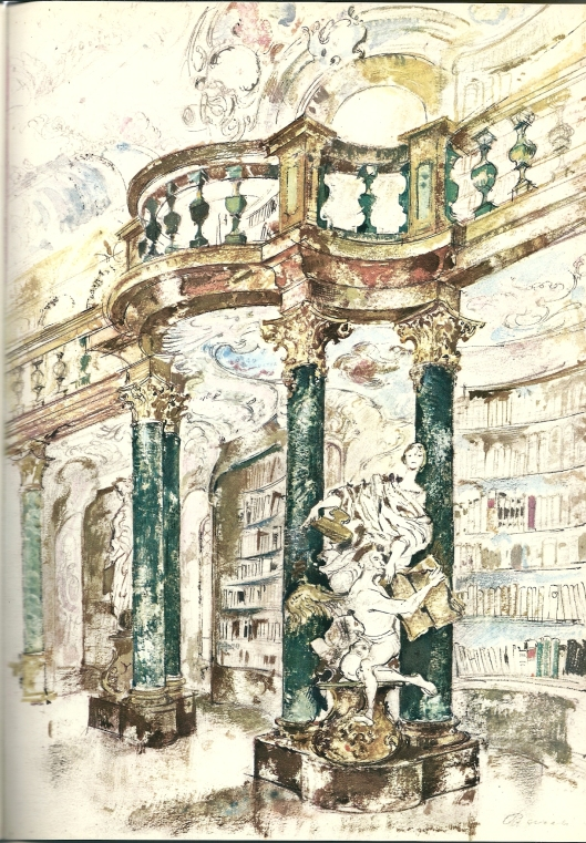 Bibliothek Wiblingen (Fritz Busse)