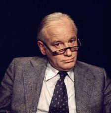 Portretfoto van Michel van der Plas uit 1975 (KIPPA)
