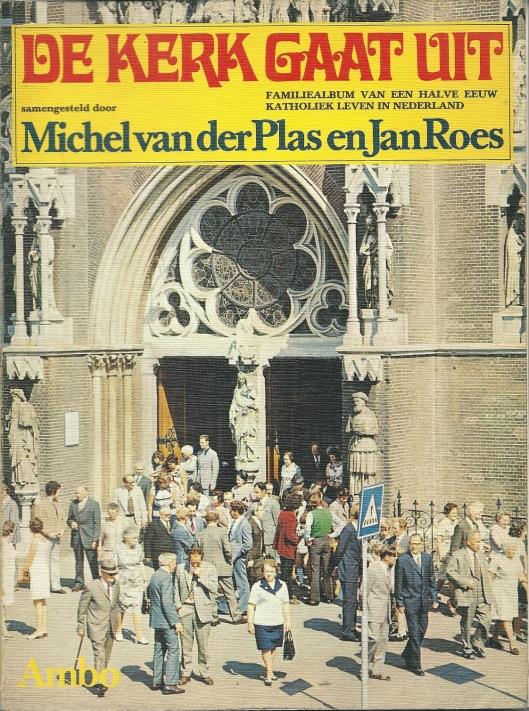 In 1973 volgde als een boekuitgave van MBO: 'De kerk gaat uit; een familiealbum van een halve eeuw katholiek Nederland', samengesteld door Michel van der Plas en Jan Roes