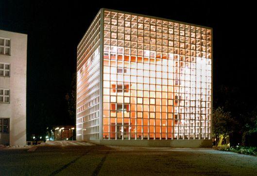 Bibliotheek van de Hogeschool voor Beeldende Kunsten in Braunschweig