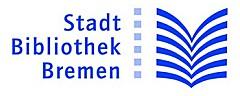 Logo van stadsbibliotheek Bremen