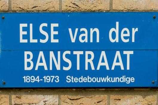 Else van der Banstraat