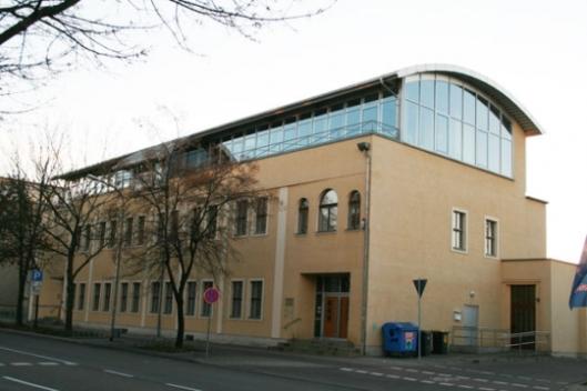 Stadsbibliotheek en stadsarchief van Merseburg