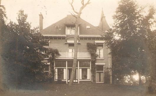 Villa Mollaan 5, Bloemendaal (J. van den Ban)