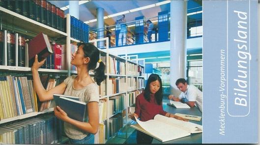 """""""Hochschule für Musik und Theater Rostock, Bibliothek"""""""