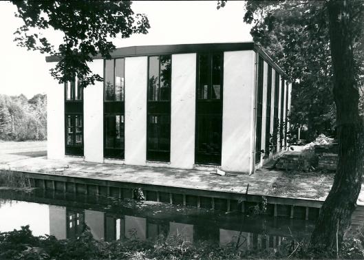 Vm. bollenschuur Kadijk na de restauratie in 1997 (foto V.C.Klep)