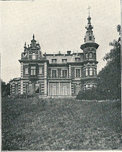 Villa 'Mariaheuvel', Bloemendaalse Park (J.van den Ban)