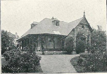 Villa Busken Huetlaan 1, Bloemendaal (J.van den Ban)