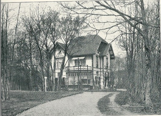 Villa 'Freya', Bloemendaalse Park (J.van den Ban)