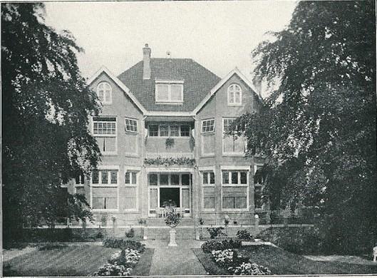 Villa 'Buytentwist', Bloemendaalseweg 133, Bloemendaal (J.van den Ban)