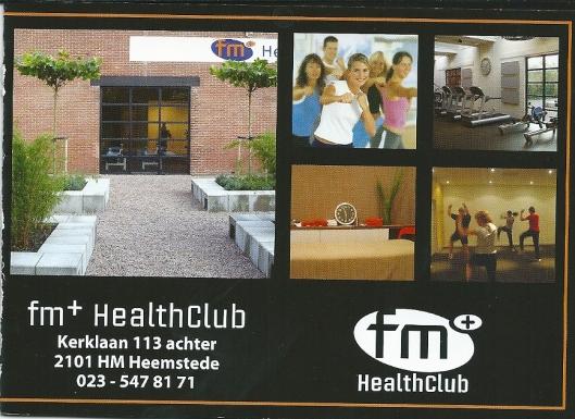 Healthclub tegenwoordig in een oorspronkelijk voor Nelis bedoelde bloembollenloods