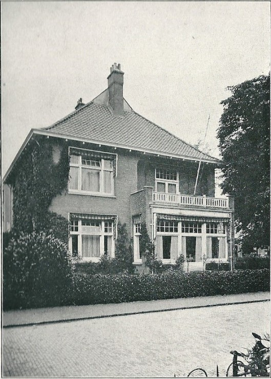 Villa Westerhoutpark 9, Heemstede (J.van den Ban)