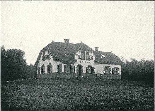 Landhuis 'de Enk', Lochemse Berg, laren (Lochem)