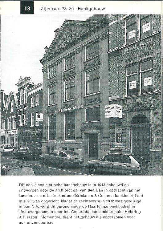 Zijlweg 78-80. Uit: Gids voor industriële monumenten in Zuid-Kennemerland. 1996
