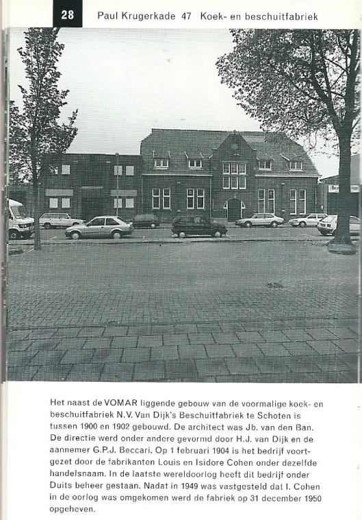 Paul Krugerkade 47. Uit: Gids voor industriële monumenten in Zuid-Kennnemerland. 1996