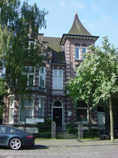 Foto van het huidige pand 'Marguerite', Spruitenbosstraat 19 Haarlem