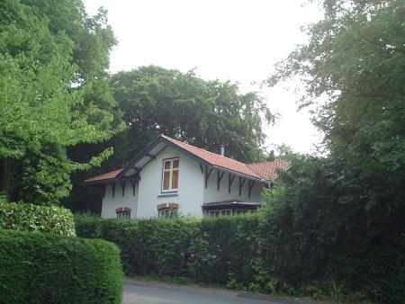 Villa Welgelegen (Rijperweg 5), in 1905 ontworpen door Van den Ban en Roog als opzichterswoning van het Bloemendaalse Park (foto Noord-Hollands Archief)