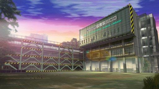 In 2009 opende Meiji Universiteit de Yoshihiro Yonezawa Memorial Library voor manga en suncultuur. Deze bboekerij is de eerste stap op weg naar de Tokyo International Meija Library die naar verwachting eind 2014 gereed komst en zo'n 2 miljoen manga-publicaties zal omvatten.
