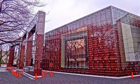 Mushashino Art University Library, Tolyo