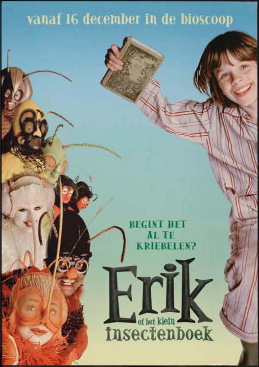 Affiche Van Egmond Film & Television, 2004. (Eye Film Instituut)