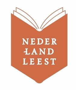 Embleem van 'Nederland Leest'