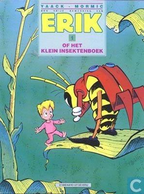 Erik als stripboek bewerkt door Yaack. Deel 1