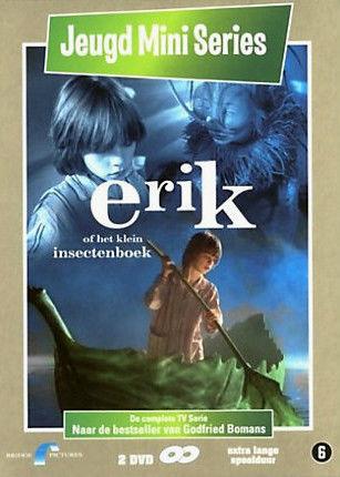 Erik op  dvd