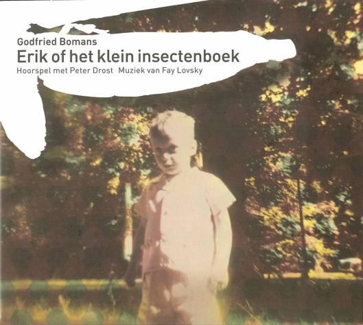 Omslag van luisterboek Erik of het klein insectenboek